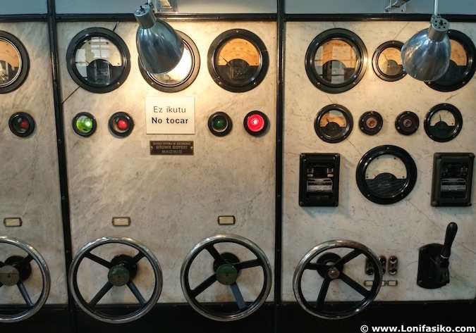 Museo Vasco Ferrocarril Azpeitia fotos
