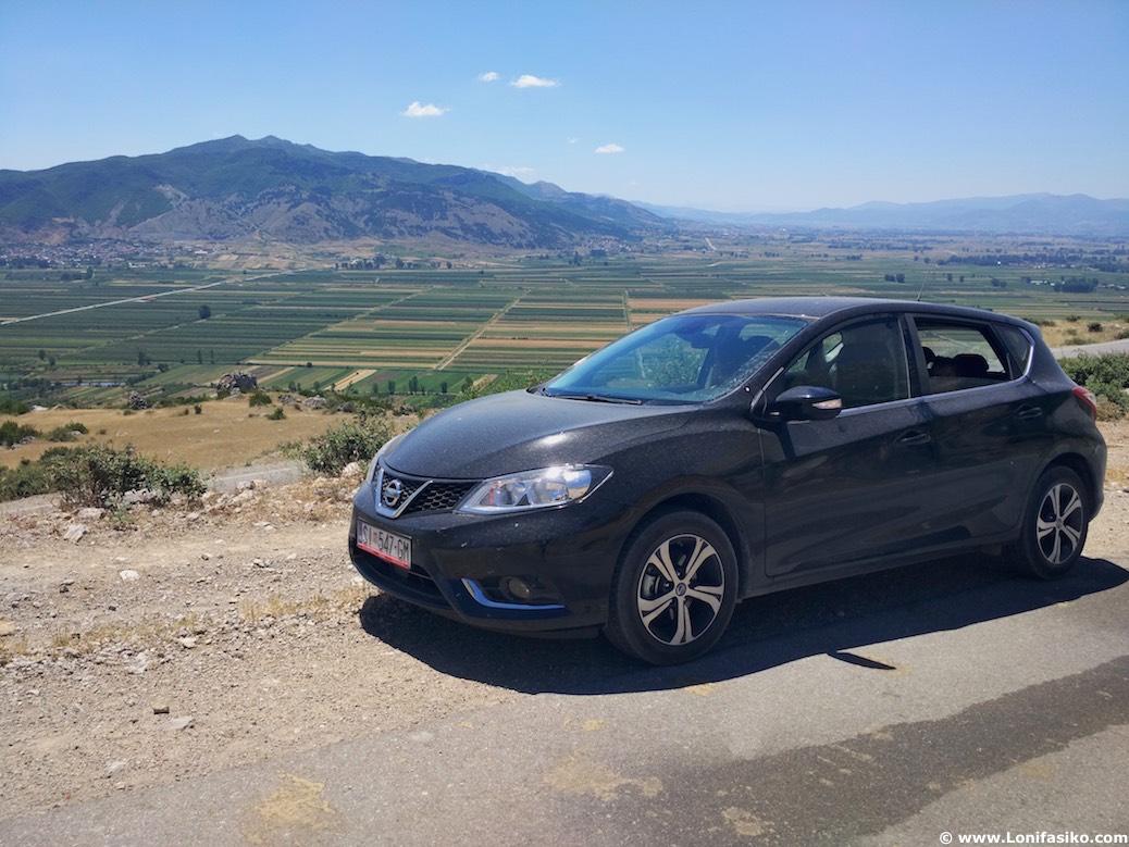 permiso conducir albania