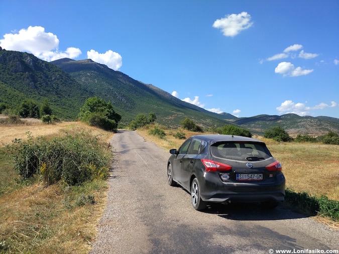 Albania en coche de alquiler