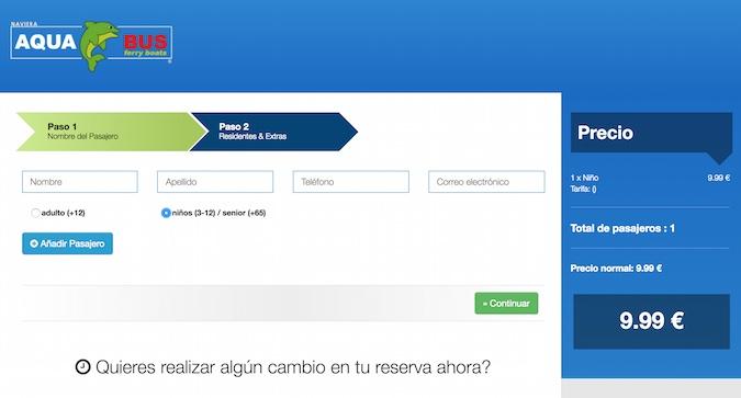 compra billetes online ferry ibiza formentera