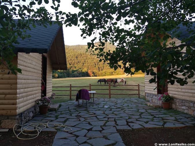 farma sotira albania camping photos