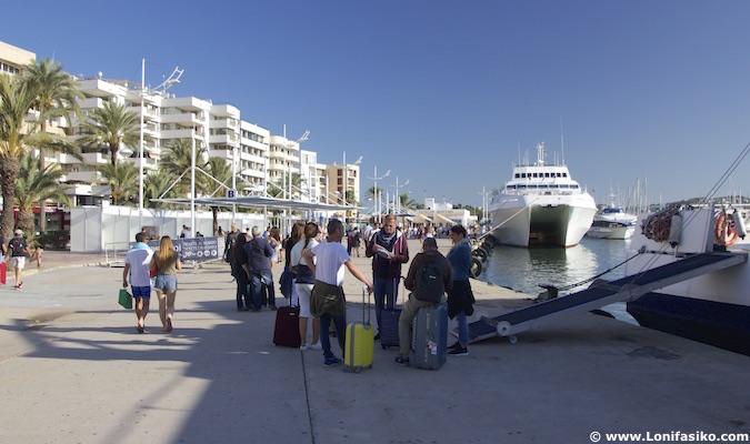 puerto ibiza fotos