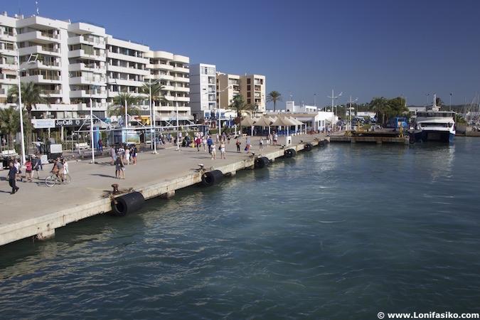 ferry ibiza formentera horarios