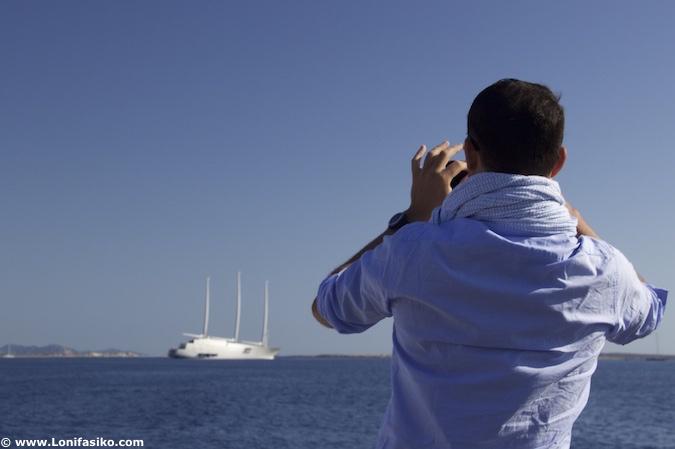 ferry ibiza formentera fotos