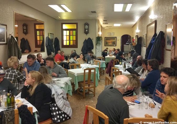 la sanabresa restaurante madrid opiniones