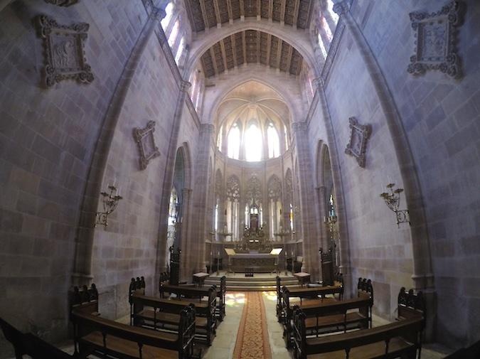 capilla panteón del Marqués de Comillas en Cantabria