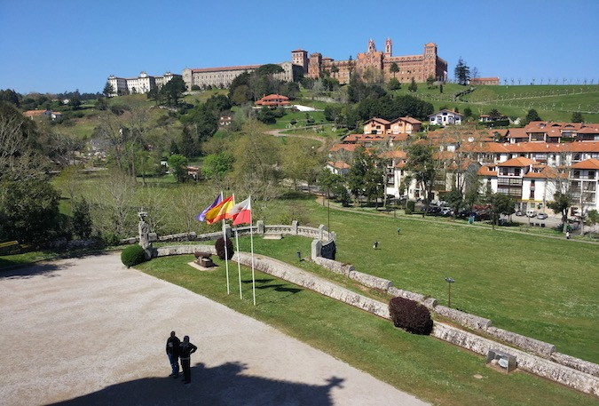 fotos Comillas en Cantabria
