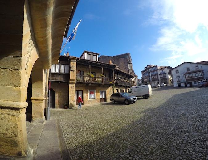 Fotos de Comillas en Cantabria