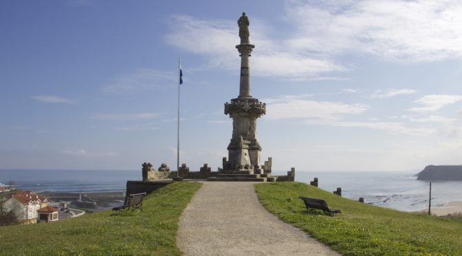 Monumento Marqués Comillas Cantabria