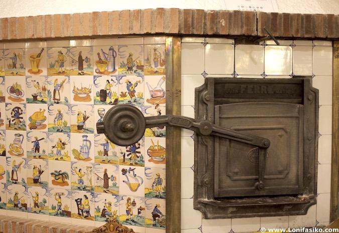 Restaurantes en Burgos con horno de leña
