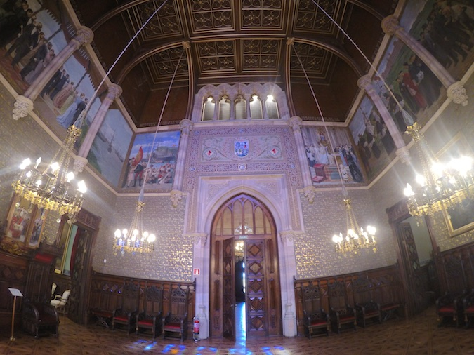 Palacio Sobrellano Comillas Cantabria