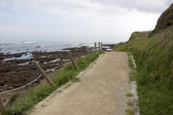 Ruta costera Comillas
