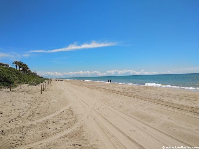 Gavà playa