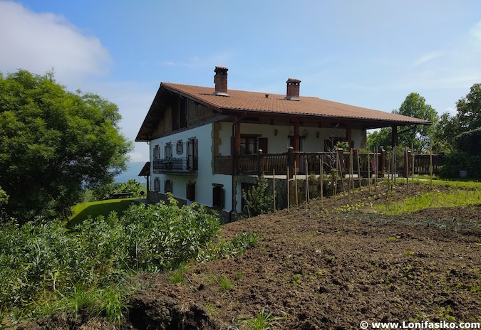 casa rural orortegi aia