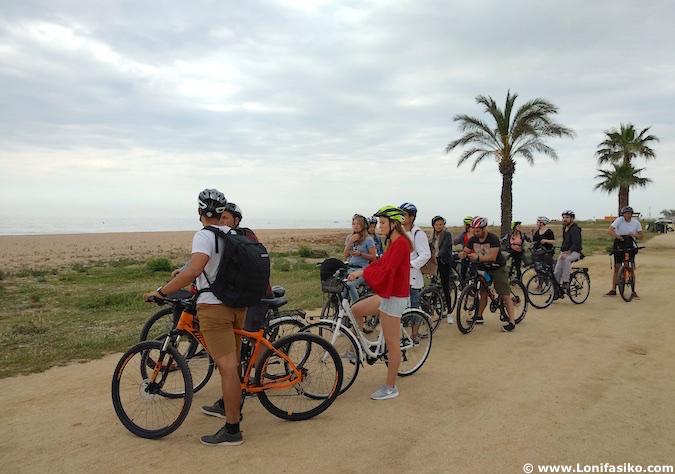 mareste rutas bicicletas