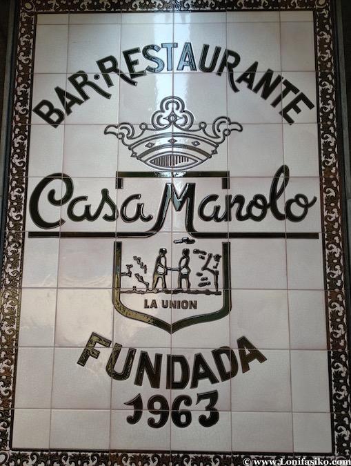 Manolo Mayo en Los Palacios y Villafranca