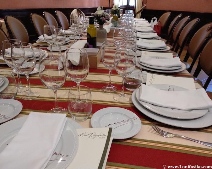 Restaurante Manolo Mayo en Los Palacios y Villafranca