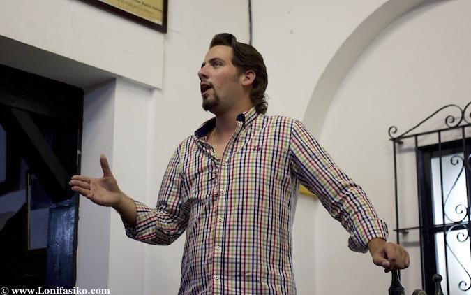"""""""Juanelo"""" flamenco Los Palacios y Villafranca"""