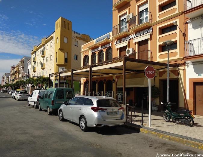 Restaurante La Pachanga en Los Palacios y Villafranca