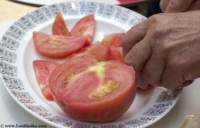 Tomates de Los Palacios y Villafranca