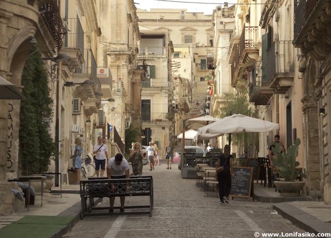 fotos de noto en sicilia