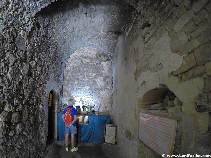 capilla terremoto ragusa ibla