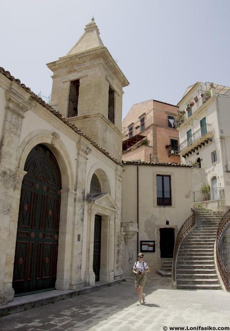 Iglesia Santa Maria delle Scale Ragusa Alta