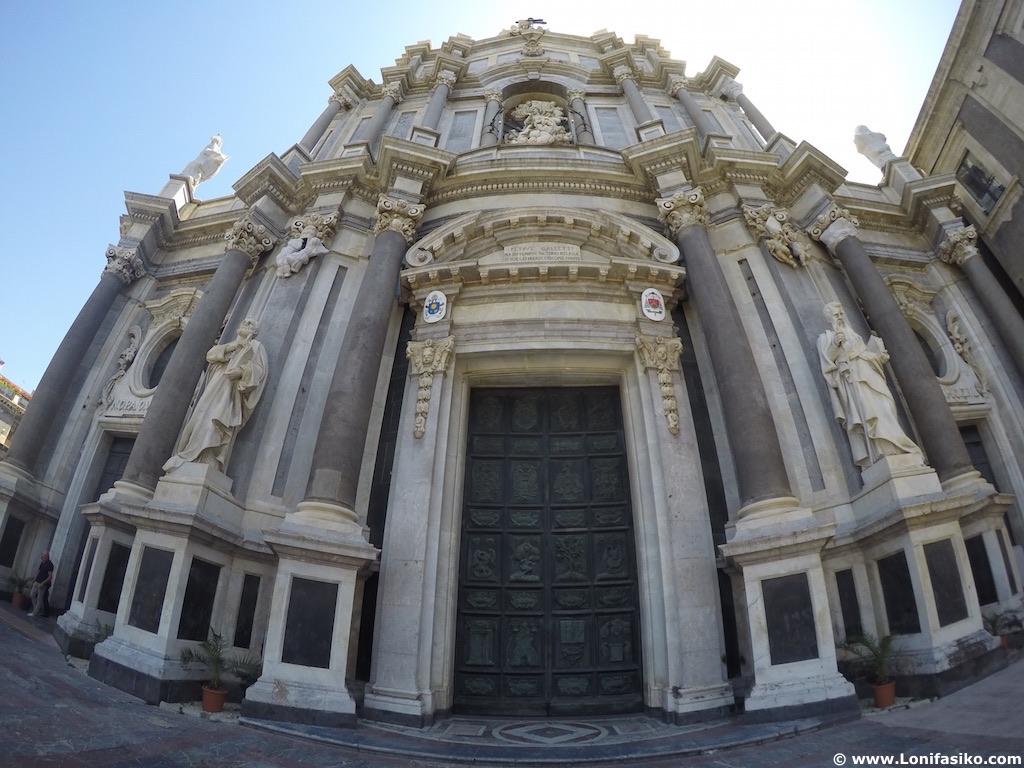 Duomo Catania catedral Santa Ágata