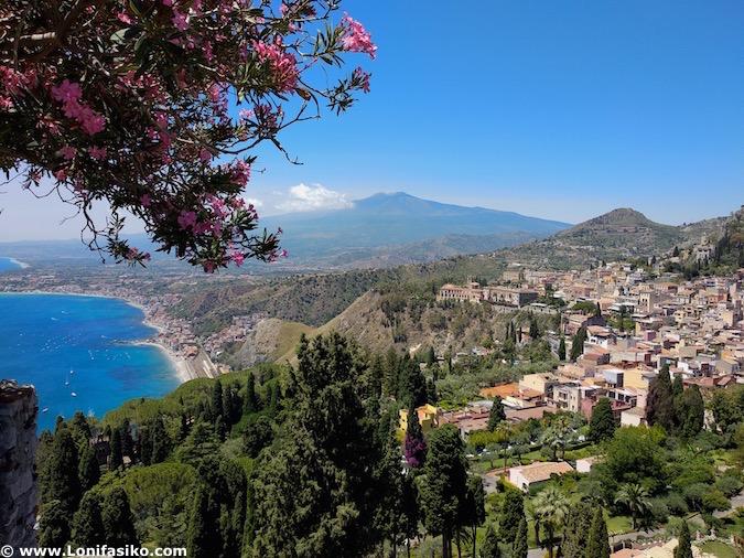 fotos taormina sicilia