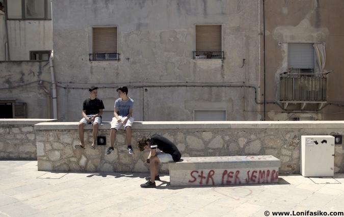 trapani fotos gente sicilia