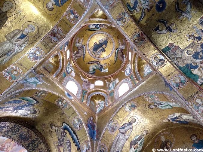 iglesia la martorana palermo sicilia