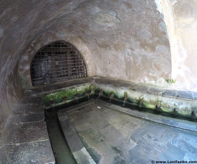 lavadero medieval cefalú