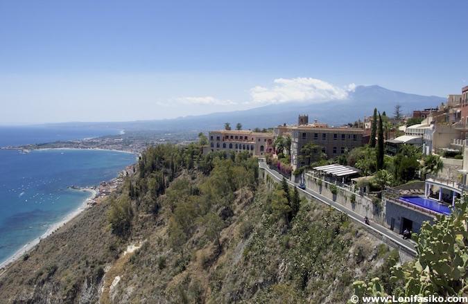 taormina lujo sicilia