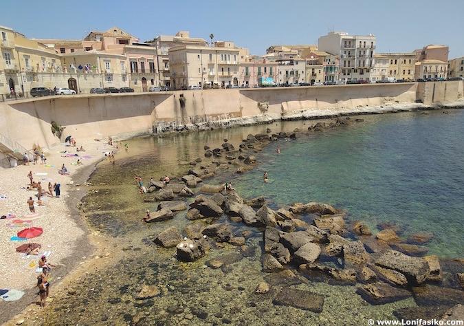playas ortigia siracusa