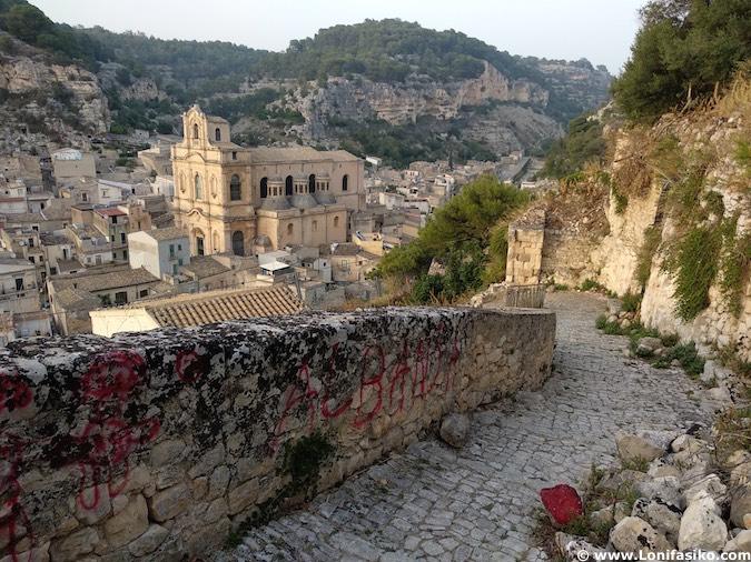 que ver en scicli sicilia