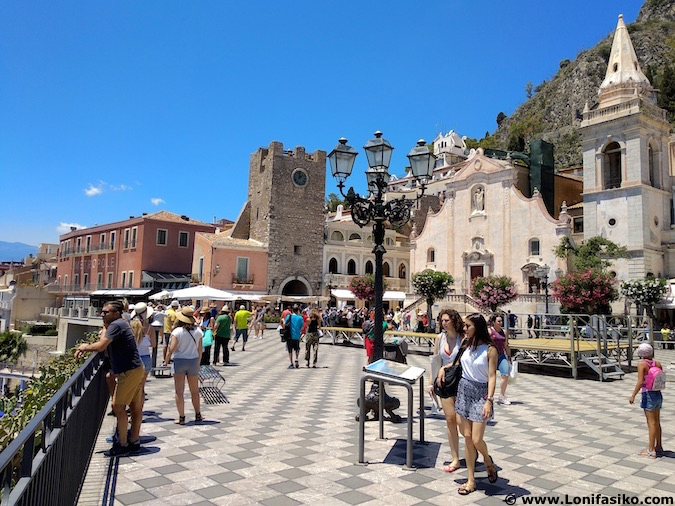 Qué ver en Taormina (Sicilia)
