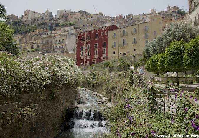 río de ragusa sicilia