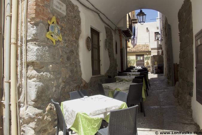 Restaurantes en Cefalú dónde comer