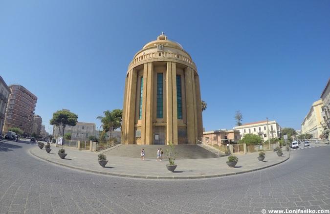 Panteón Siracusa fotos sicilia