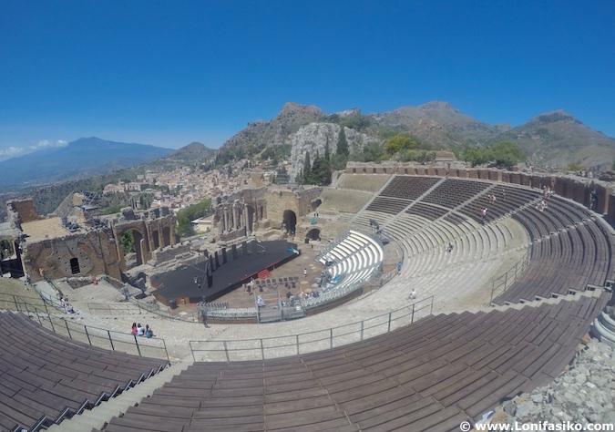 teatro taormina sicilia