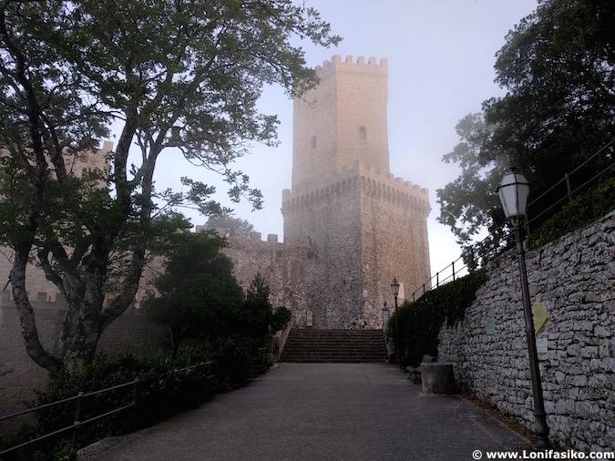 torre pepoli castillo erice