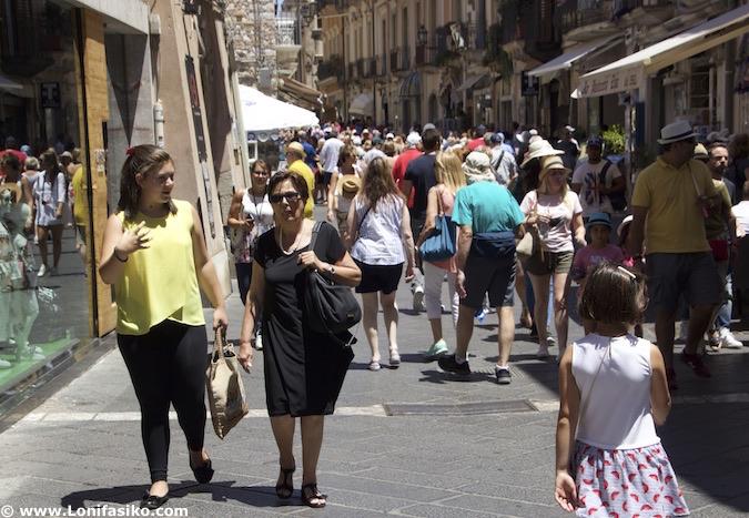 Turismo en Taormina