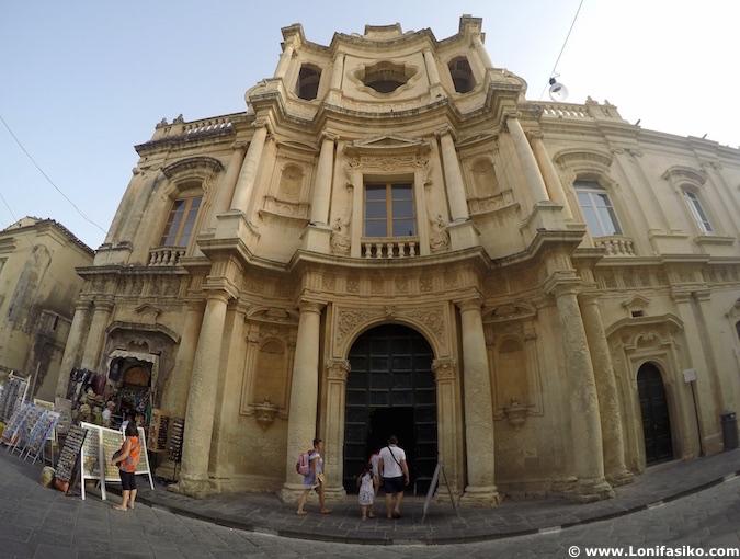 Visitar Noto Sicilia