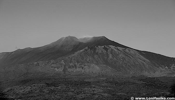 volcan etna desde taormina