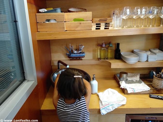 Experiencia Maisor con niños