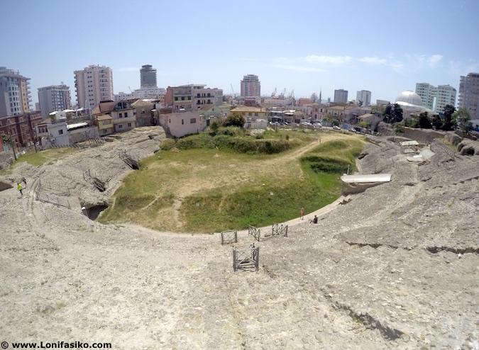 Anfiteatro Durres Albania