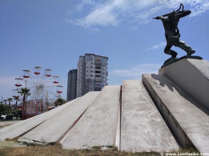 símbolos comunistas Albania