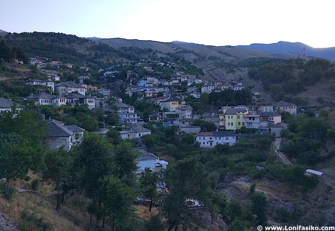 Dunavat Gjirokastër Albania fotos