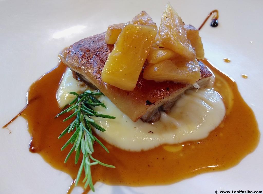 hector oribe restaurate menu degustación