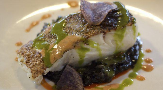 Restaurante Héctor Oribe, un oasis gastronómico en Rioja Alavesa
